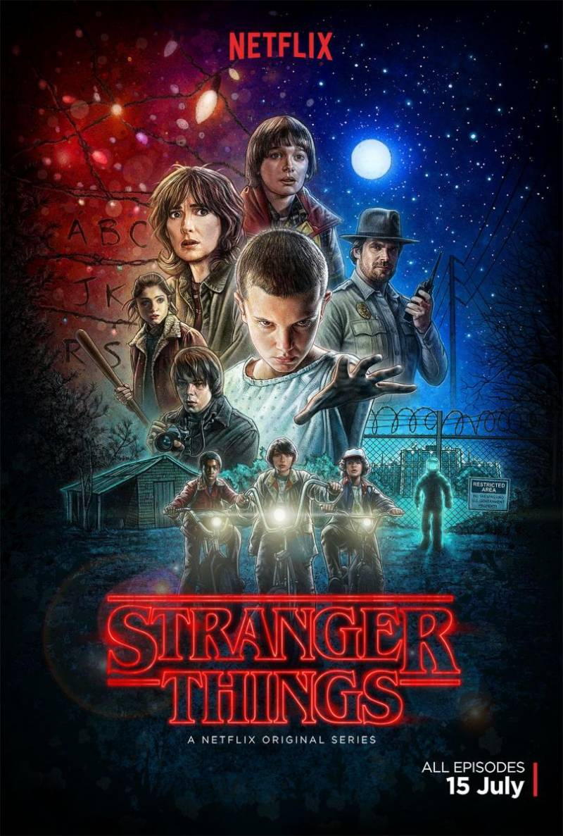 STRANGER THINGS SERIE