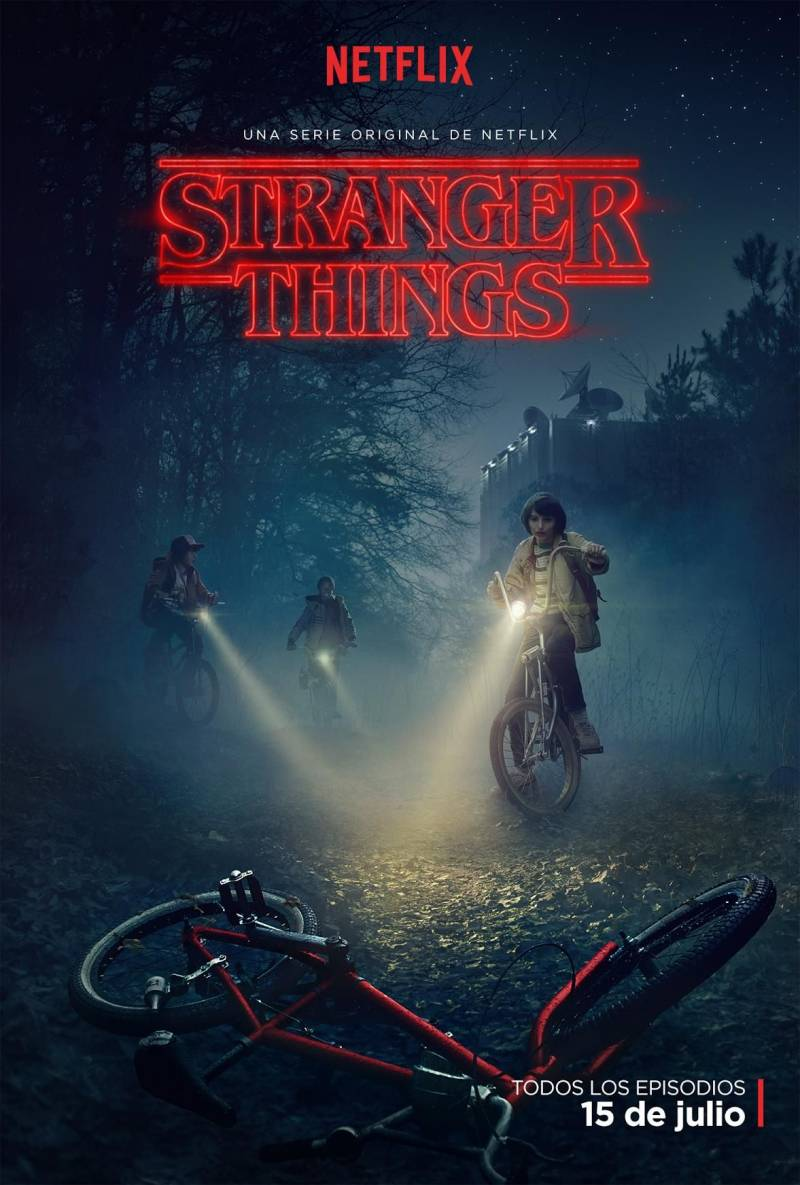 STRANGER THINGS SERIE3
