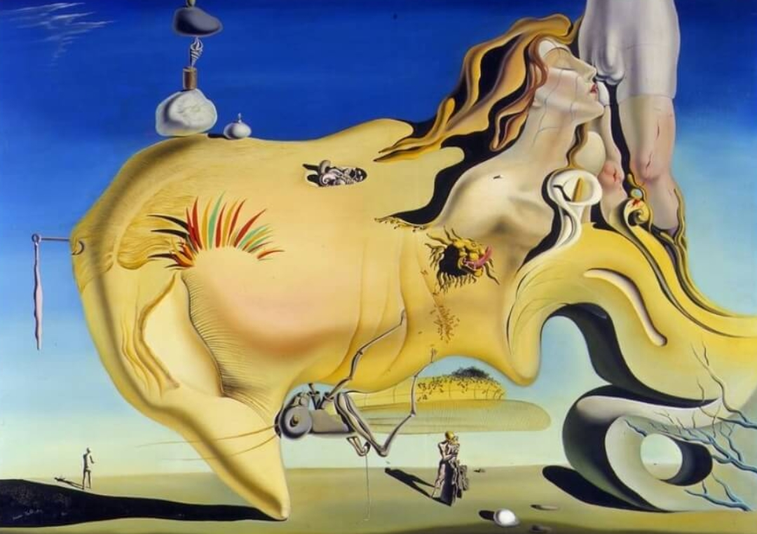 la pintura sensual: el erotismo en la pintura