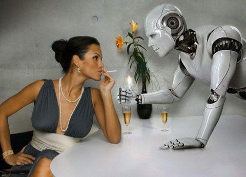 VEREMOS EN EL FUTURO A UN ROBOT HACIENDO EL AMOR