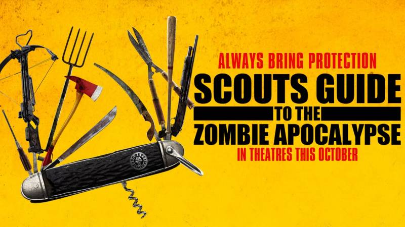 CINE DE ZOMBIES: Scouts Guide To The Zombie Apocalypse