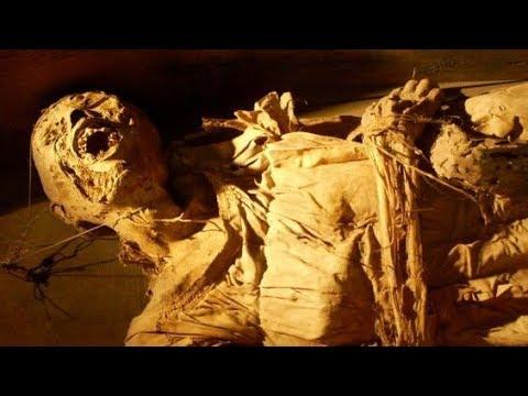 La momia de Deir El-Bahari