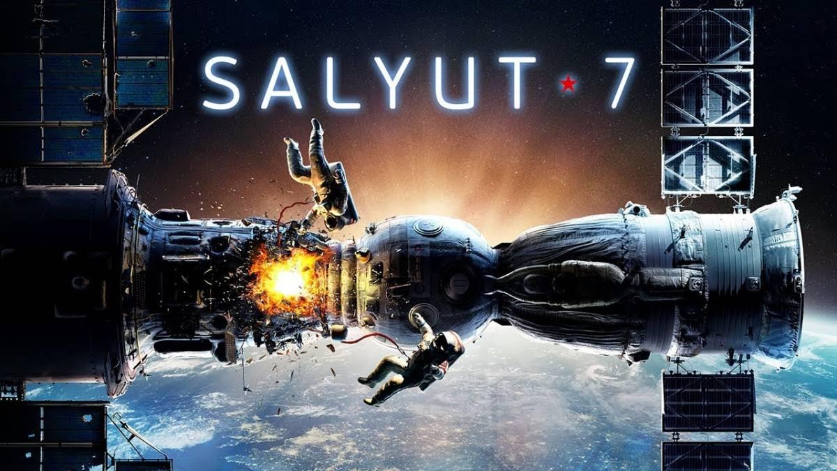 salyut 7: héroes en el espacio
