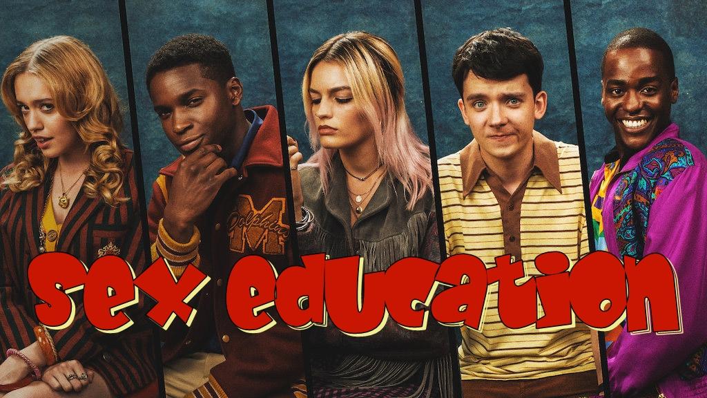 series de sexualidad netflix: Sex Education