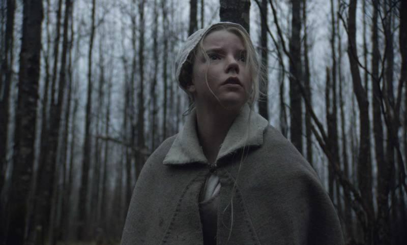 trailer de la bruja